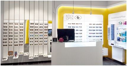 Three Steps To Redesign Your Optical Store Optometry Today